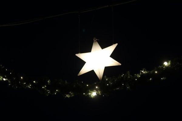 Julen kom, så og sejrede...