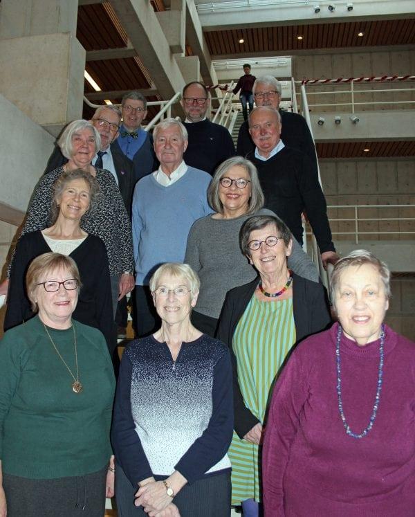 Det nye Ældreråd i Roskilde Kommune har konstitueret sig
