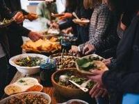 Pressefoto: Fællesspisning - Roskilde Kommune