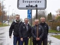 Foto: Ny bestyrelse i Svogerslev Lokalråd