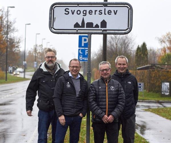 Ny bestyrelse i Svogerslev Lokalråd