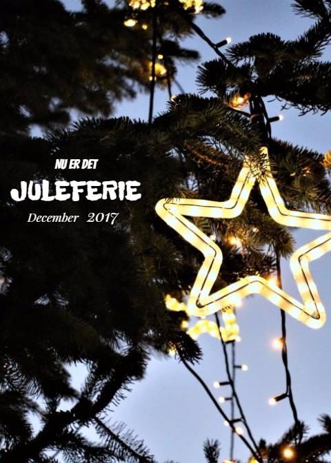 Vi ønsker jer en glædelig jul
