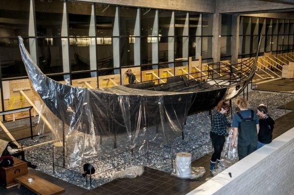 Vikingeskibsmuseet klager over fredning: Kulturminister er vikingeskibenes sidste håb