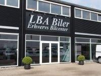 LBA Biler – Brugte erhvervsbiler