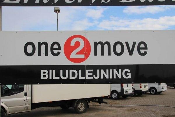 one2move - Billig biludlejning