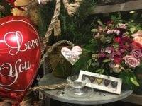 Foto: Byens Grønne Hjørne Roskilde er fyldt med kærlighed. De er klar til Valentins dag.