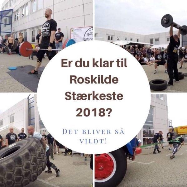 Roskildes stærkeste 2018