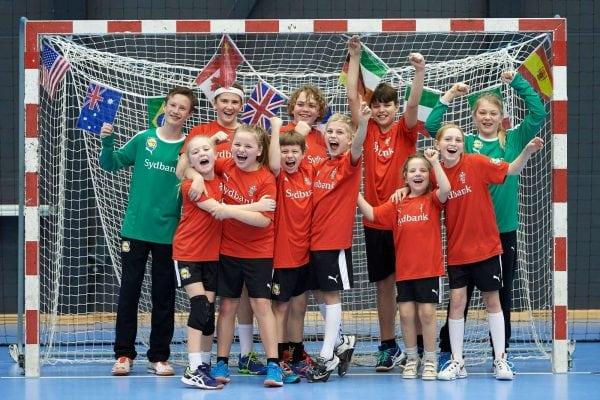 God mulighed for at komme på håndboldskole i Roskilde
