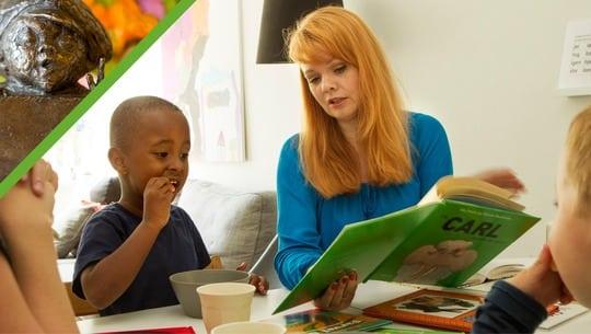 Nomineret for særlig indsats for børn og unge