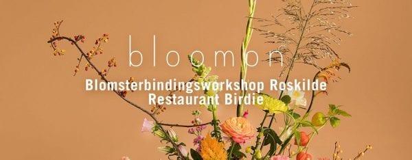 Blomsterbindings-workshop