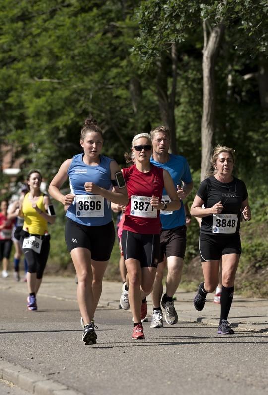 Hvor langt skal du løbe?