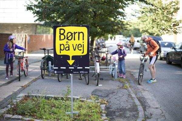 Bilers fart skaber utryghed på skoleveje