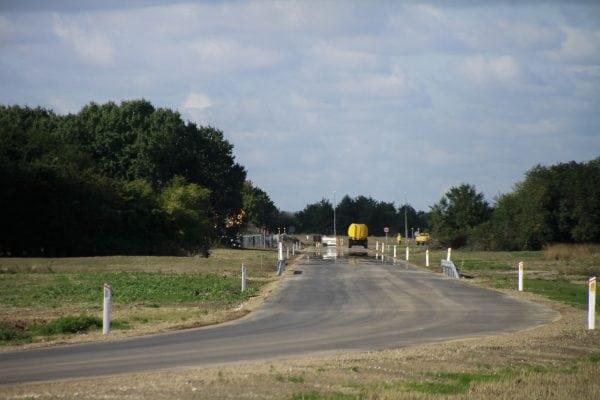 Roskilde Kommune indvier den nye vej tirsdag den 4. september kl. 17.30