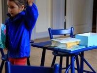 Pressefoto: Det kreative hus for børn