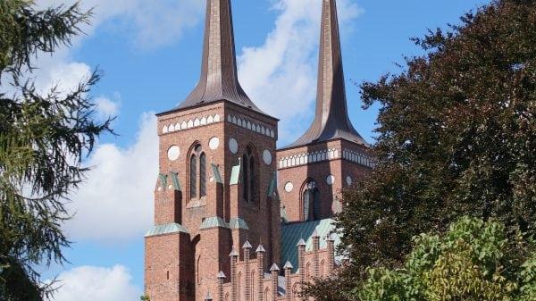 DRs nytårsgudstjeneste i Roskilde Domkirke
