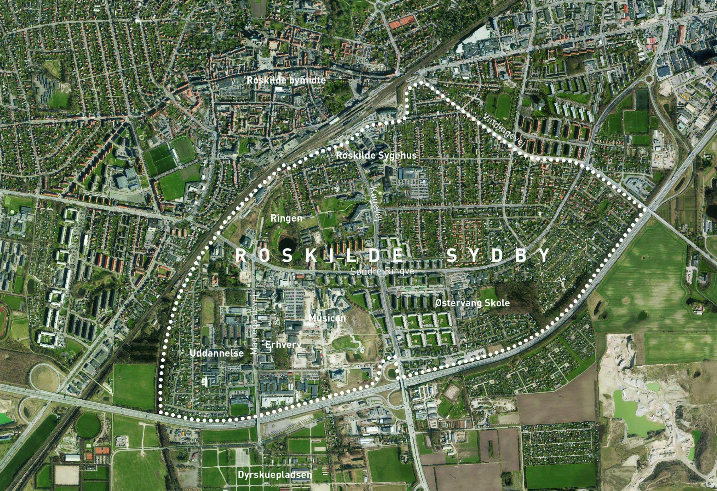 Kort Over Roskilde Sygehus Roskilde Sygehus 2020 02 19