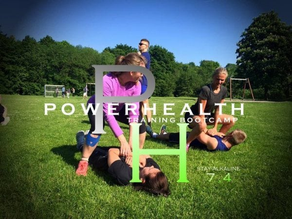 Powerhealth - Bootcamp Roskilde Hold 1 og 2