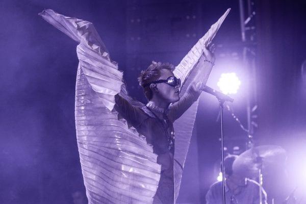Syng med når Bisse afslutter Roskilde Lysfest
