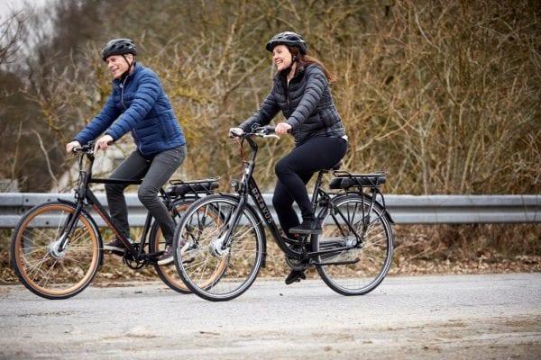 Flere roskildensere fortsætter på cykel i efteråret – sådan bliver du klar