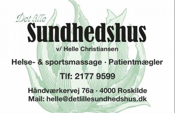 Nyd en behandling og få et gavekort på 250 kr. med hjem