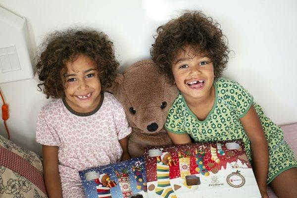 Chokoladekalendere solgt i Roskilde hjælper udsatte børn
