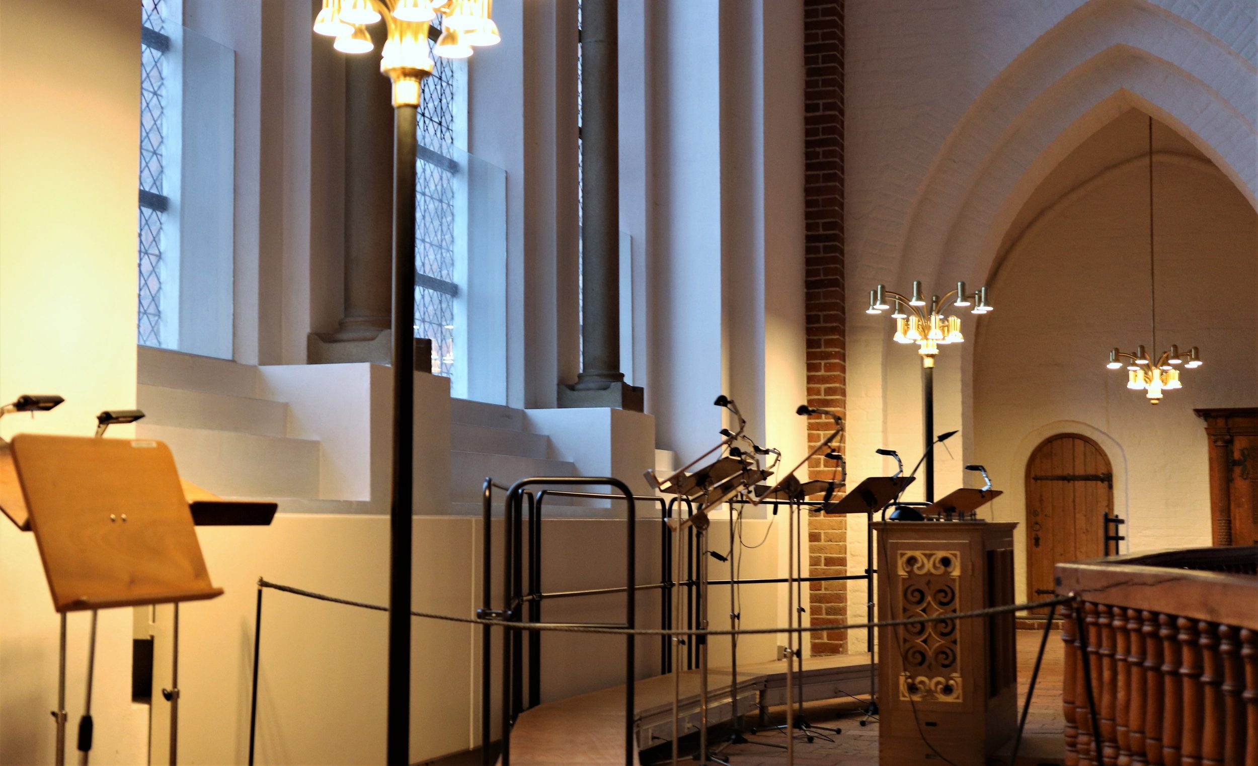 Sommerkoncerter i Roskilde Domkirke
