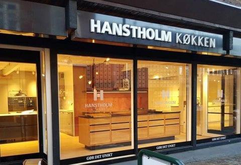 Én af Danmarks lækreste køkkenbutikker