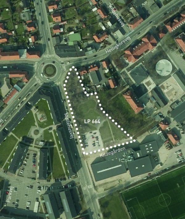 Nye boliger på vej ved Kildegården