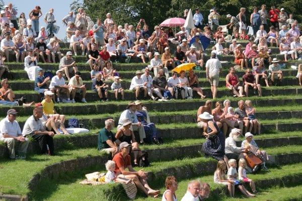 Krydsfelt Festival, Høstfest anno 1859 og Open Air Bio i Amfiteatret venter os i år