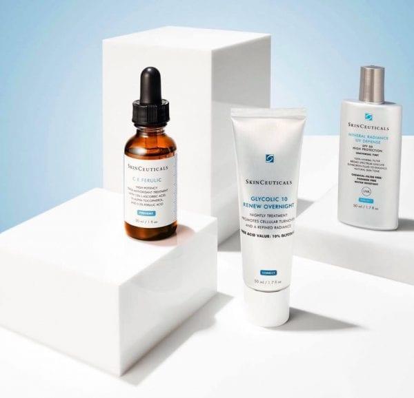 SkinCeuticals - avanceret hudpleje hos Maria Dam Kosmetisk Klinik