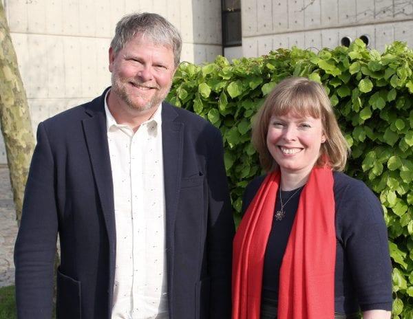 Roskildes borgmester er gravid