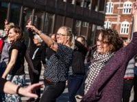 Arkivfoto - Dansk Firmaidrætsforbund: Flere og flere kvinder tager initiativ og sørger for, at kollegamotion samt firmaidræt bliver prioriteret.