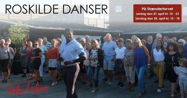 Dansens Dag i Roskilde