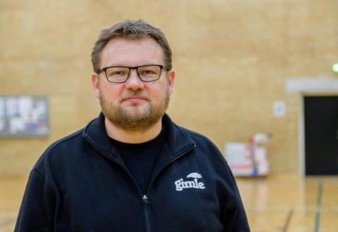Lars Månsson Sloth er leder af Gimle og formand for Dansk Live. Foto: Presse.