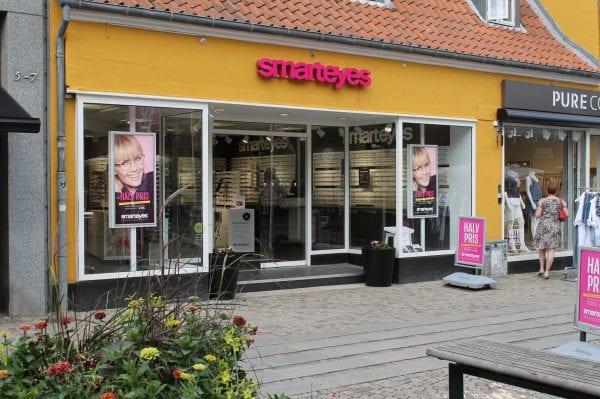 Smarteyes i Roskilde holder stor 4-års fødselsdag