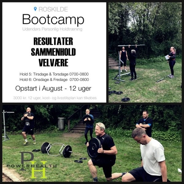 Powerhealth Bootcamp (Morgenholdet)