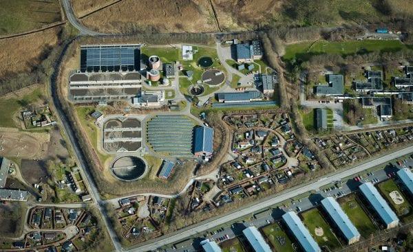 Restvarme fra renseanlæg kan levere 14 % af al fjernvarme til Roskilde