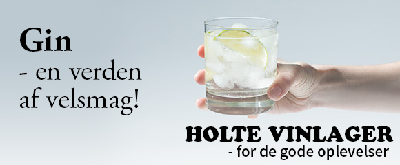 Vi fejrer World Gin Day