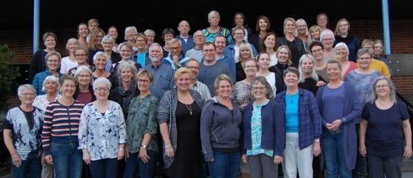 Sommerkoncert – når gospel er bedst!