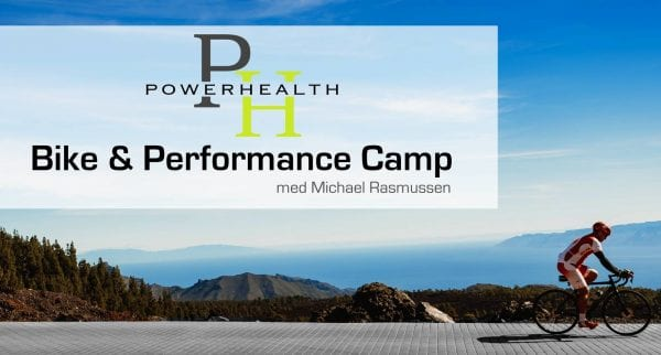 Bike and Performance Camp med Michael Rasmussen