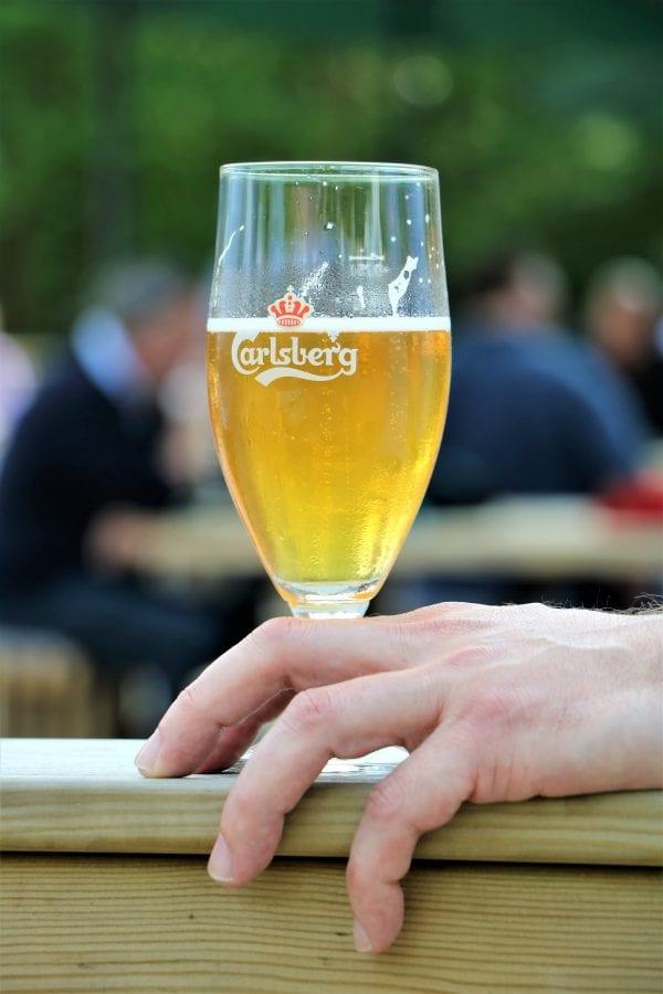Øl i Folkeparken