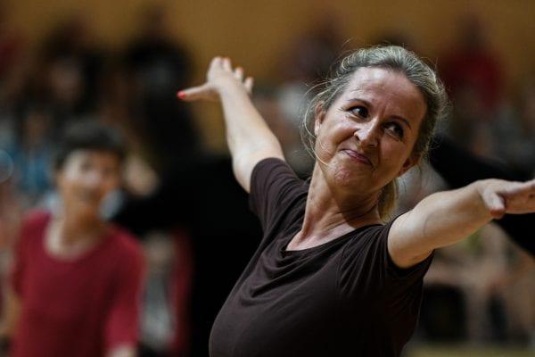 62 seniorgymnaster fra Roskilde er med til verdens største gymnastikfestival