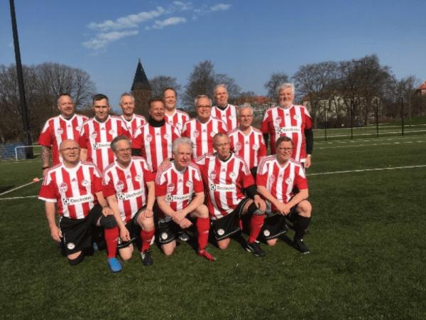 Vil du med på FC Prostata-holdet i KFUM Boldklub Roskilde?