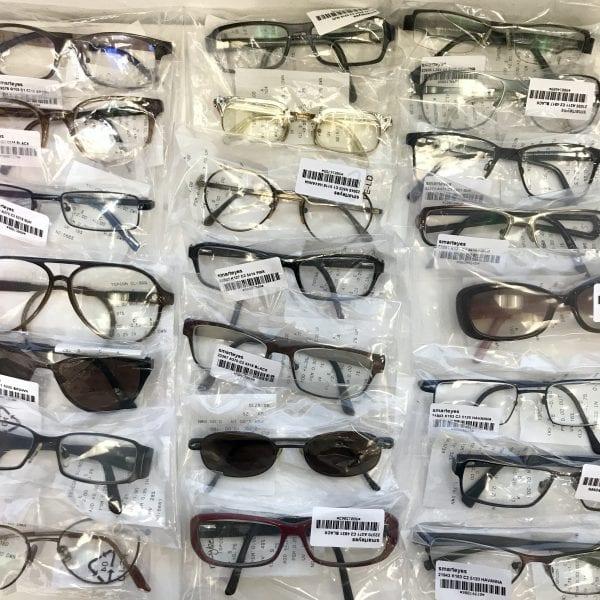 Optikerkæden Smarteyes sender mere end 1.000 briller til u-lande