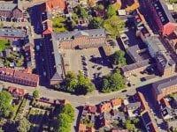 En lokalplan omdanner Grøbrødre Skole til boliger og giver blandt andet mulighed for at bygge tredje fløj til skolen i harmoni med de eksisterende bygninger