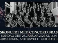 Foto: Concord Brass Band - Nytårskoncert med Concord Brass Band