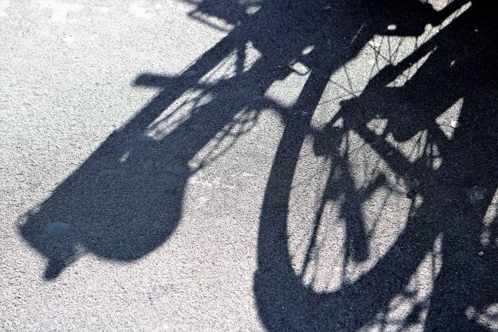 Test en elcykel