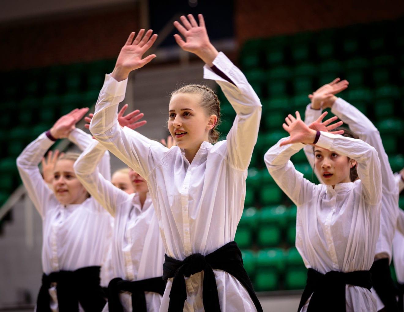 5500 gymnaster er klar til at indtage Roskilde Kongrescenter Bauhaus Arena