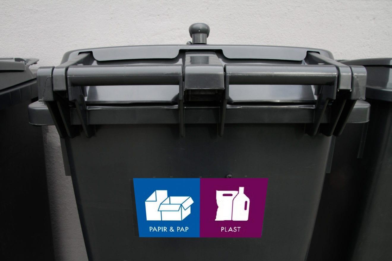 200 familier i Gundsømagle skal teste plastindsamling
