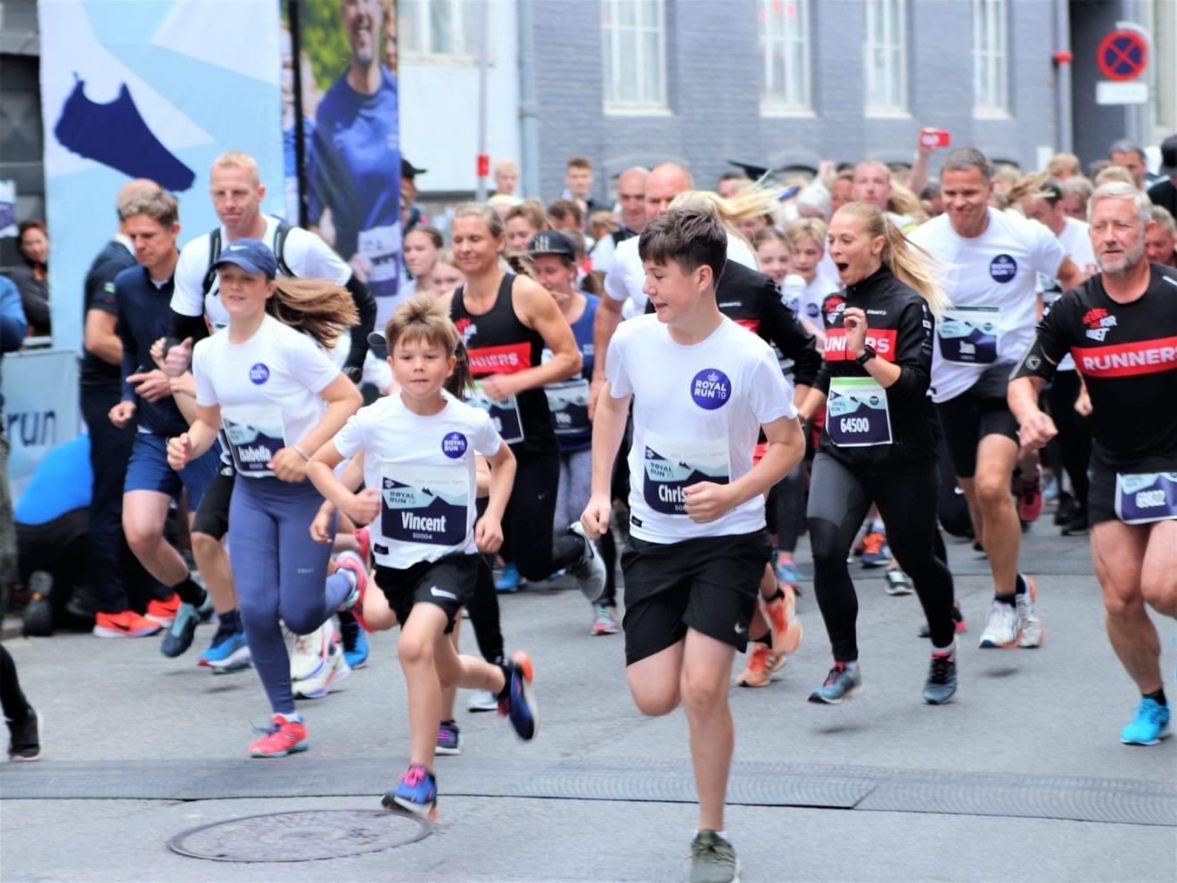 Royal Run flyttes til 6. september